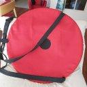 Ikea  Nest -Schaukel, rot, 18 €