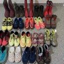 Schuhpaket Größe 33 bis 40