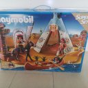 Playmobil Superset Indianerlager 4012