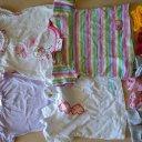 Baby Kleiderpaket TShirts Gr 62 68 74 Mädchen