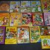 Viele Kinderbücher/-DVDs/-Spiele/-Puzzles