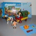 Playmobil 6948 Ausflug mit Ponywagen und 5226 Ausflug mit Pferdekutsche