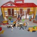 Playmobil 5348 Mein Pferdestall zum Mitnehmen