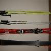 Skistöcke von Fischer 95 cm