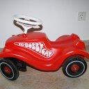 Bobby Car Rot- nur Innenbenutzung