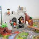Playmobil 5139 Soldatenfestung mit Schatzverlies