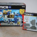 Set Tomica Hypercity Rescue 85406 Polizeistation+ 85204 Strassen
