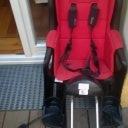 Fahrrad Kindersitz Römer wie neu