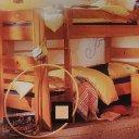 * Hochwertiges Etagenbett zu Einzelbetten umbaubar, ERLE massiv geölt *