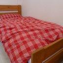 Stockbett / Etagenbett oder Einzelbetten  ERLE massiv geölt - Topzustand