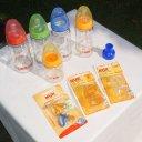 Babyflaschen, Sauger, Schnuller