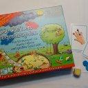IQ-Lernspiel:   Die kleinen Regentropfen  (1-4 Spieler ab 4 Jahren)