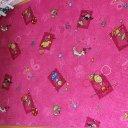 Kinderteppich pink mit Tänzerinnen
