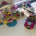 Lego friends, Strand mit Boot und Auto 41316