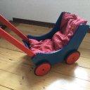 HABA Puppenwagen Lauflernwagen
