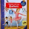 Aufklapp-Buch  Komm mit ins Ballett  (neu)