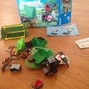 Playmobil 5438 Motorrad Camper