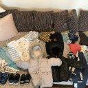 Biete Babykleidung für Jungs in den größen 62-92