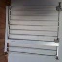 Tür- / Treppenschutzgitter - ohne Bohren