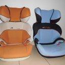 Für Zwillinge! 2 Autositze Cybex Solution
