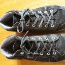 Schwarze Schuhe von Ricosta, Gr. 36