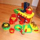 Spiel-Küche 6€