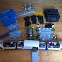 Playmobil Eisenbahn ICE mit viel Zubehör