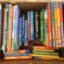 Biete Bücher für Grundschulalter