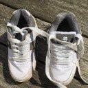 Schuhe Gr. 33 mit Rollen