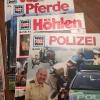 """""""Was ist Was?"""" - Pferde / Polizei / Höhlen / Vulkane"""