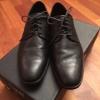 Schicke schwarze Schuhe Gr 41(für Feste)