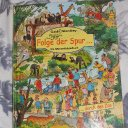 Wimmelbuch Folge der Spur ... durch den Zoo von Guido Wandrey