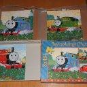 Thomas die Eisenbahn Puzzle, jeweils vollständig