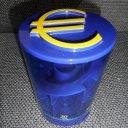 Euro-Sortier-Spardose
