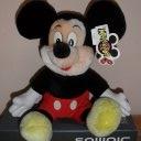 Original Mickey-Mouse (aus Disneyland Amerika) und Minnie-Mouse