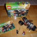 Lego Ninjago Coles Powerbohrer 70502
