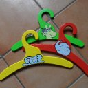 Süße Kleiderbügel für Kinder