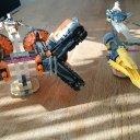 Verschiedene Lego-Sets