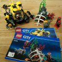Lego City 60092 U-Boot