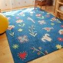 IKEA Kinderzimmerteppich 200x300cm, Wolle