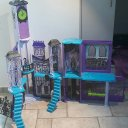 Monster High Mega Schule Deluxe