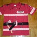 Fasching Feuerwehr-Shirt, Gr. 128