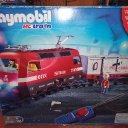 Playmobil, RC Zug/Eisenbahn, riesiges set
