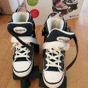 NEU Kinder Rollerskates Rollschuhe Jako-o verstellbar Größe 36 bis 39, blau