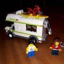 LEGO City Camper (7639), nwtg.