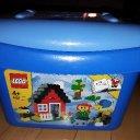 Lego - 6161 - Klötzchenkiste mit 15 Ideen, nwt.