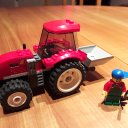 Lego City 7634, Traktor, nwtg.