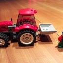 Lego City 7634, Traktor, nwt.