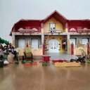 Playmobil - Reiterhof mit Paddocks