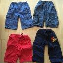 Shorts für Jungen 122,128 und 134